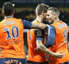 Résumé de match, Montpellier-Nantes (4-0)