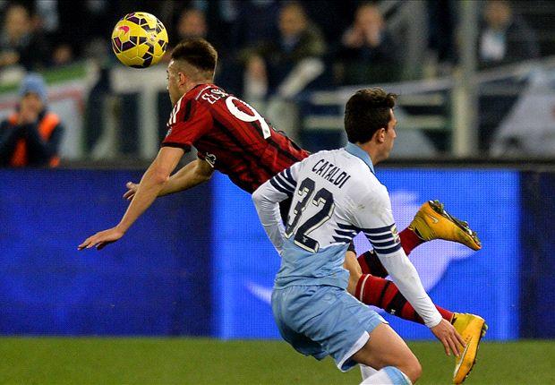 Lazio 3-1 AC Milan: Klose and Parolo fire hosts to victory