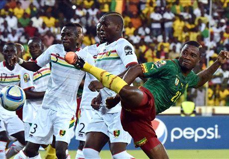 Cameroon 1-1 Guinea: All square