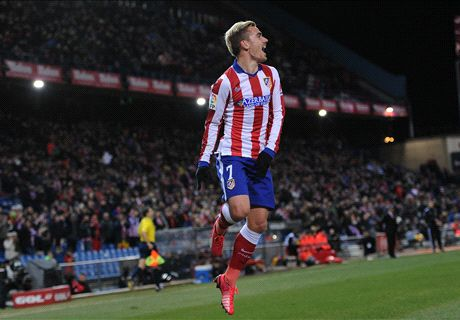 Griezmann Gives Atleti Hope