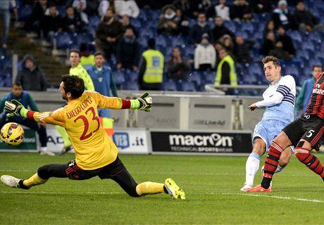 Serie A: Lazio 3-1 Milan