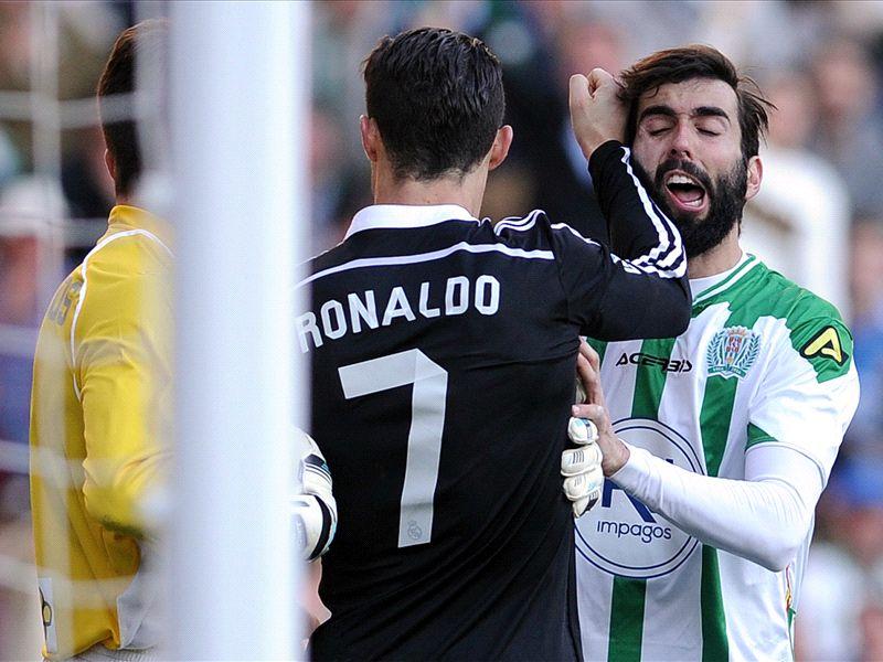 Real, Ronaldo risque de manquer le derby de Madrid