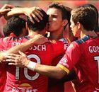 Gombau talks down rampant Reds