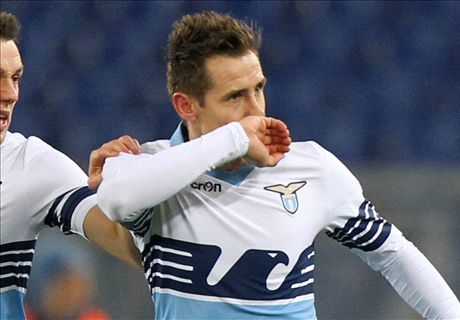 FT: Lazio 3-1 Milan