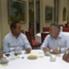 Rodríguez se reunió con Luis Segura y Daniel Scioli.