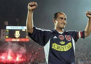 Luis Musrri - Volante 539 partidos.