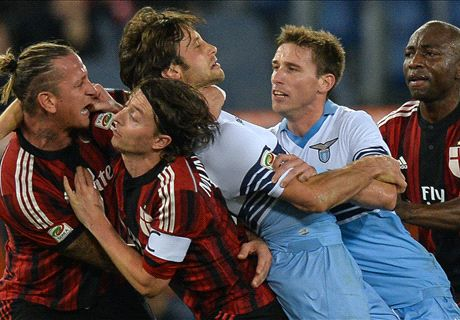 Mexes handed four-game ban