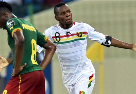 Afcon Genius Moment: Traore's superb strike