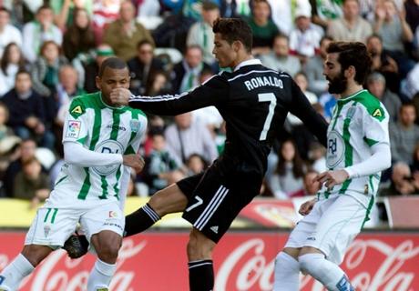 'I am glad I don't have to face Ronaldo'