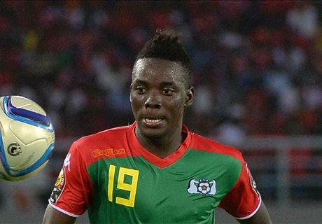 Live: Congo 0-0 Burkina Faso