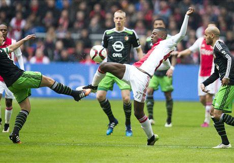 LIVE! Ajax - Feyenoord: 0-0