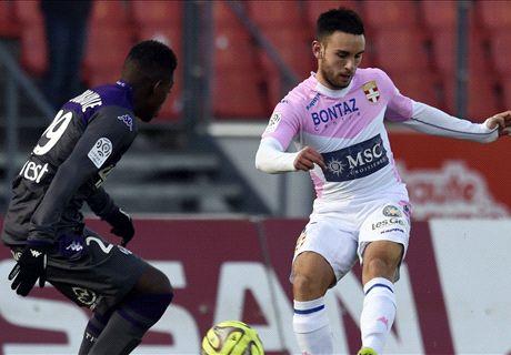 Résumé de match, Evian-Toulouse (1-0)