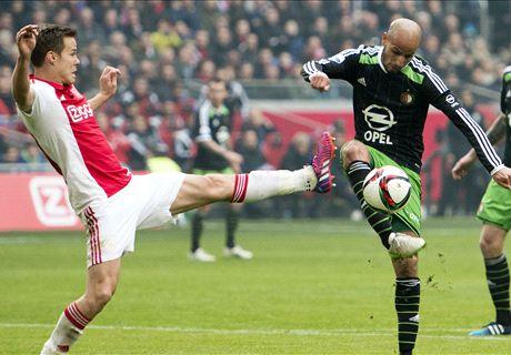 Ajax-Feyenoord Berakhir Tanpa Gol