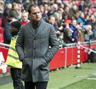 De Boer boos op lamlendig Ajax