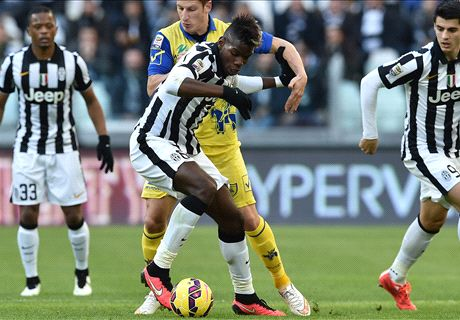 Pogba macht Juventus froh