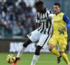 Serie A: Juventus 2-0 Chievo