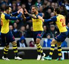 FT: Brighton & Hove Albion 2-3 Arsenal