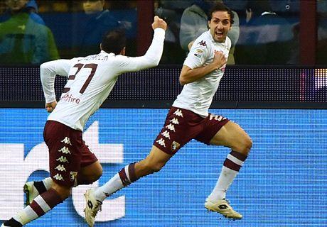 FT. Internazionale 0-1 Torino