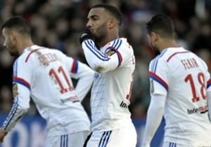 3. Olympique Lyonnais - 92 posto osvojenih bodova kod kuće