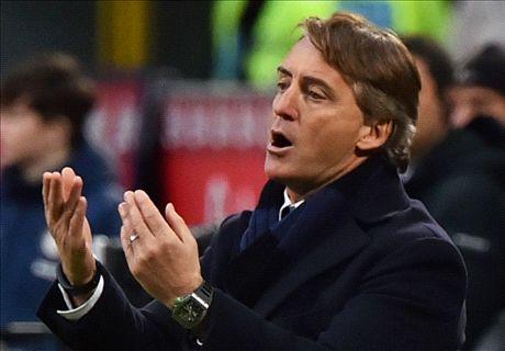 Mancini upbeat despite 'cruel' defeat
