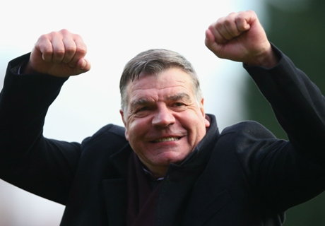 Allardyce relieved to progress in FA Cup