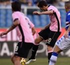 Serie A: Sampdoria 1-1 Palermo