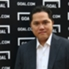Erick Thohir, presidente dell'Inter