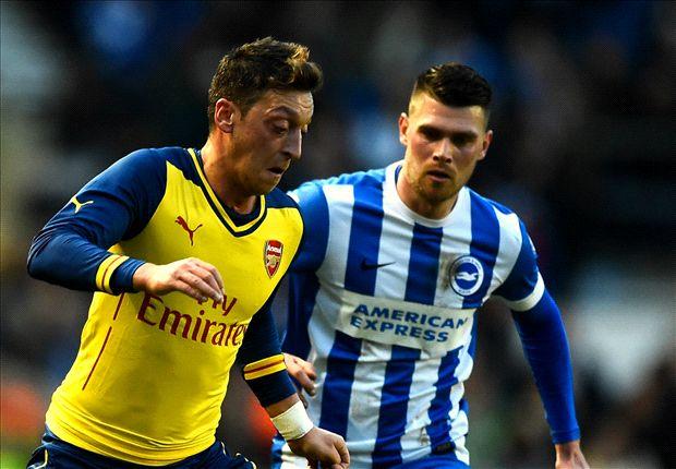 FA Cup : Brighton 2-3 Arsenal, Arsenal se qualifie en 8e