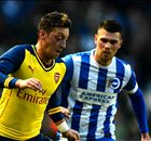 Ozil & Walcott score in thrilling win