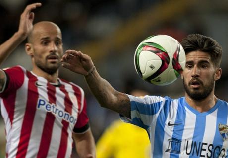 Laporan: Athletic Bilbao 1-1 Malaga
