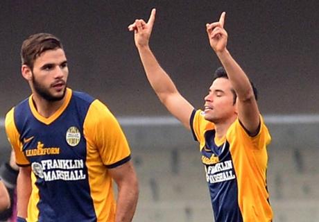 VIDEO: Saviola y su primer gol en Italia