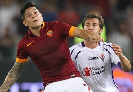 LIVE: Fiorentina vs. AS Roma