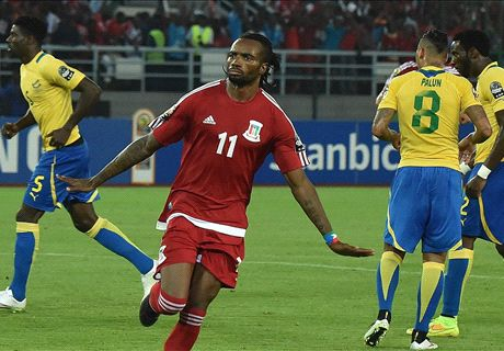 Hosts down Gabon to sneak through