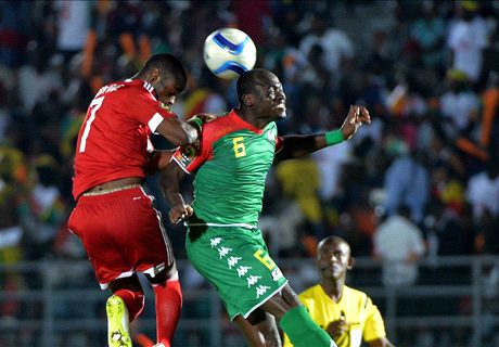 Player Ratings: Congo 2-1 Burkina Faso