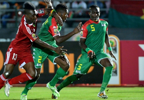 Congo send Burkina Faso packing