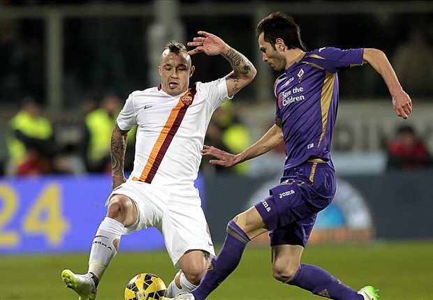 Fiorentina 1-1 Roma: Ljajic cancels out Gomez opener