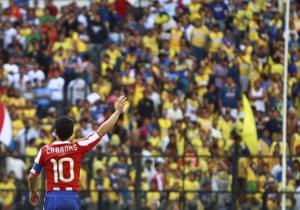 Salvador Cabañas uno de los mejores extranjeros que han venido al futbol mexicano