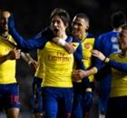 Arsenal pasó al Brighton