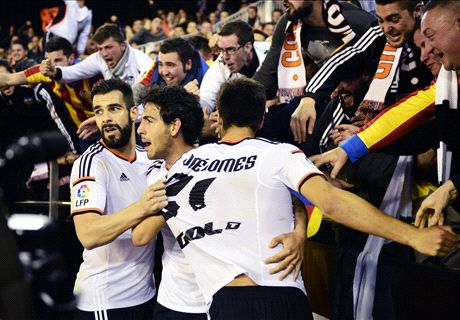 Liga, 19ª - Tris Valencia, vince il Getafe