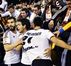 Valencia ganó y sueña con la Champions
