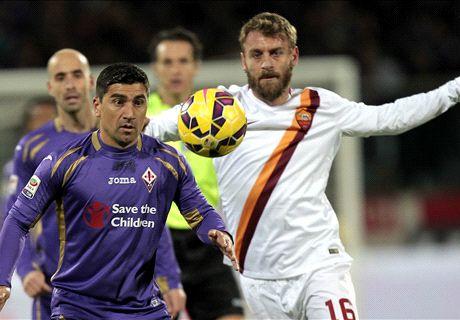 Gomez-Tor lässt Roma straucheln