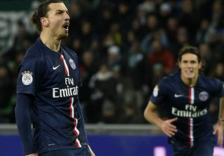Ibrahimovic penalty enough for PSG