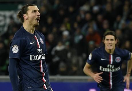 Ibrahimovic scoort weer eens