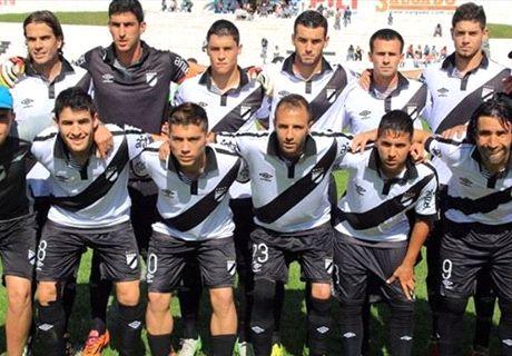 San Lorenzo, ante el campeón uruguayo