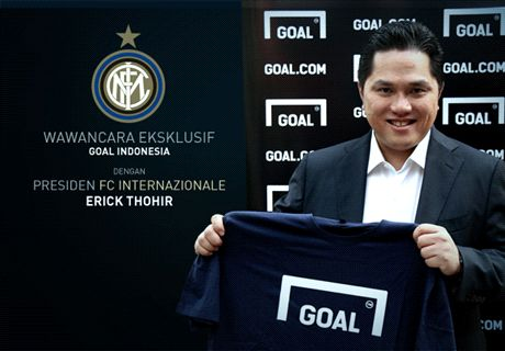 Daftar Lengkap Wawancara Erick Thohir
