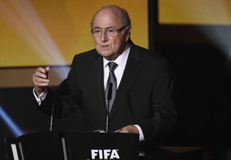 Blatter va por la reelección