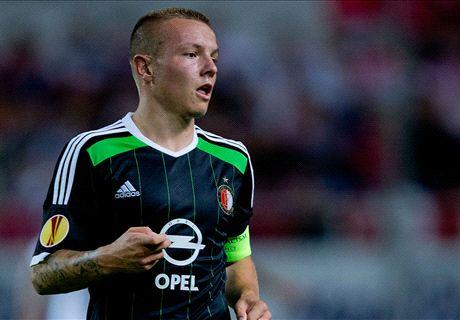 Southampton Inginkan Jordy Clasie