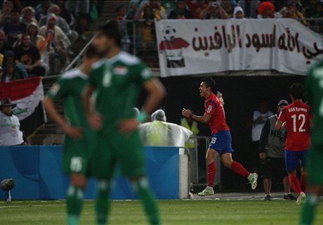 [문자중계] 한국 vs 이라크 - 아시안컵 준결승