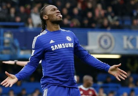 Drogba: Mi intención, seguir en Chelsea