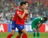 South Korea defender Kim Young-gwon
